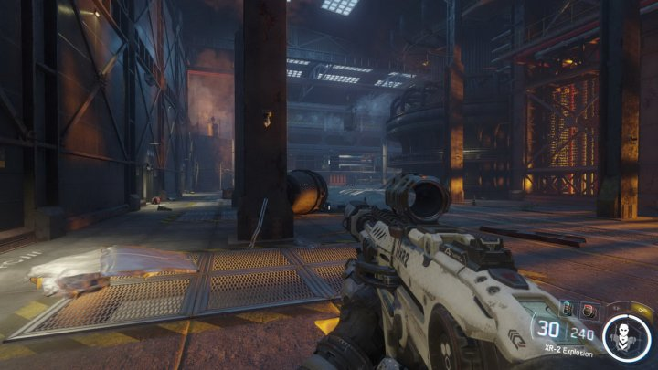 Screenshot de Call of Duty : Black Ops 3