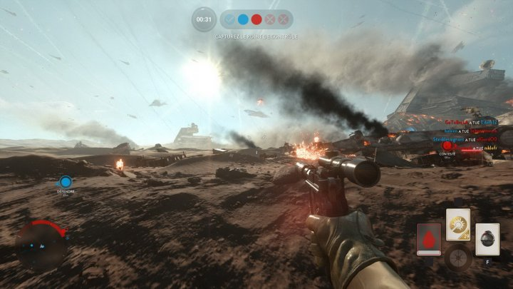 Screenshot de Star Wars Battlefront