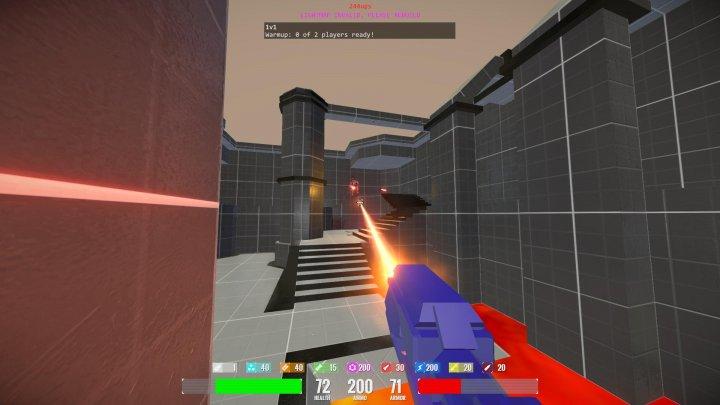 Screenshot de Reflex