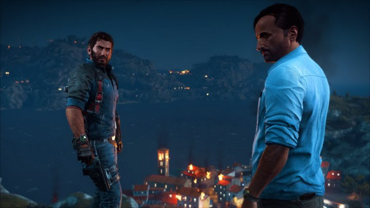 Screenshot de Just Cause 3