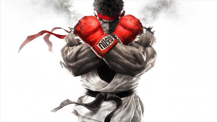 Screenshot de Street Fighter V