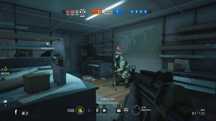 Screenshot de Tom Clancy's  Rainbow Six Siege