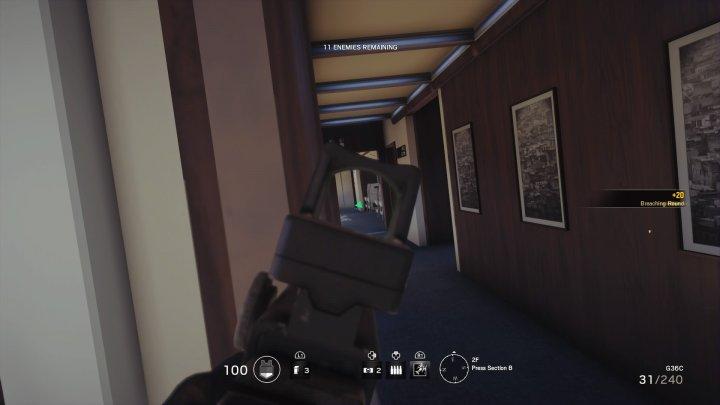 Screenshot de Tom Clancy's  Rainbow Six Siege