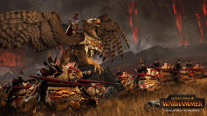 Screenshot de Total War : Warhammer