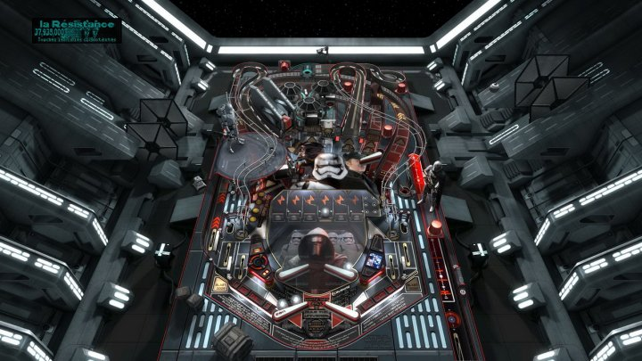 Screenshot de Pinball FX 2 – Star Wars The Force Awakens Pack
