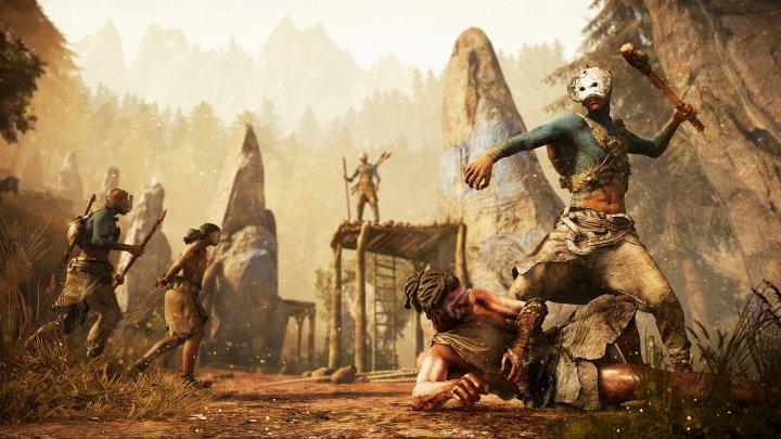 Screenshot de Far Cry : Primal