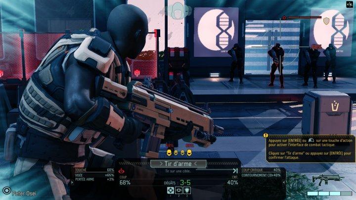 Screenshot de XCOM 2