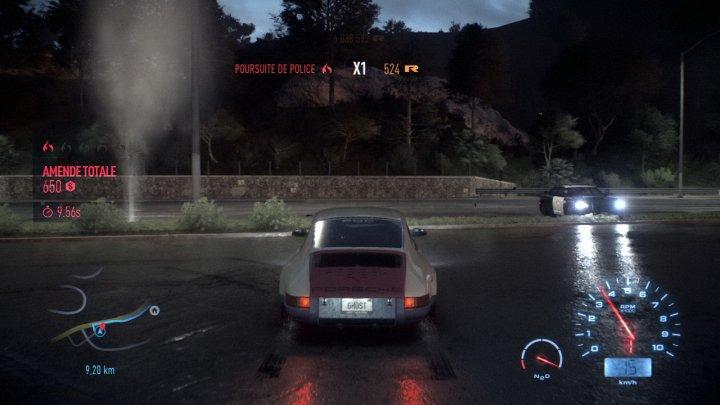Screenshot de Need for Speed