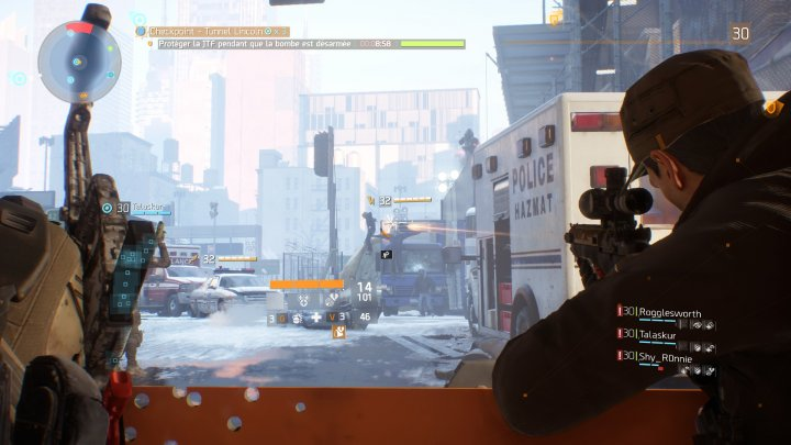 Screenshot de Tom Clancy's The Division