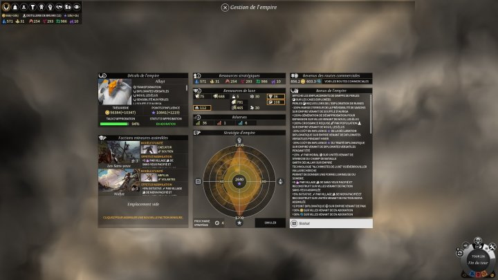 Screenshot de Endless Legend – Shifters
