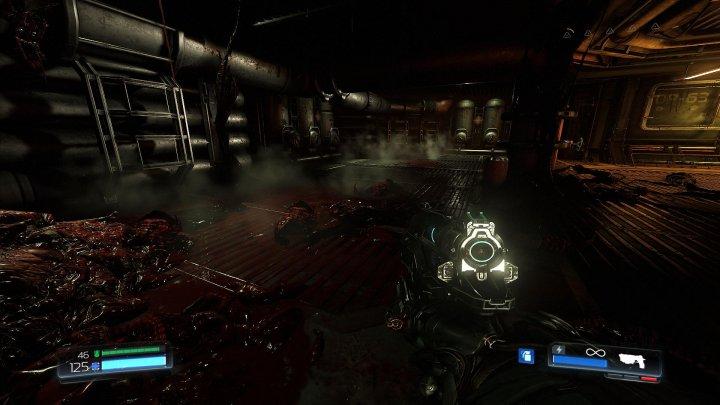 Screenshot de DOOM
