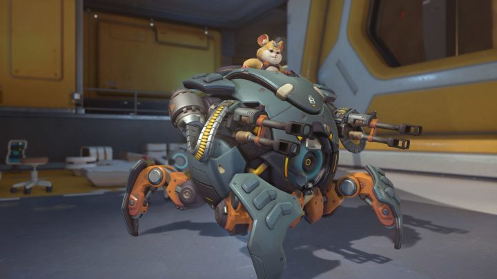 Screenshot de Overwatch