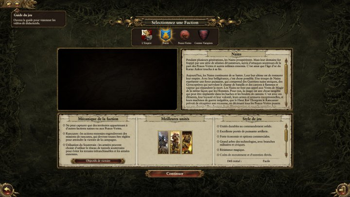 Screenshot de Total War : Warhammer