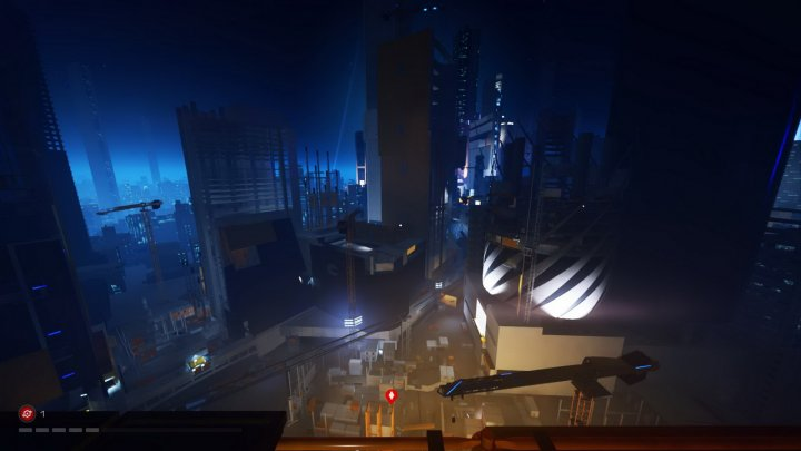 Screenshot de Mirror's Edge : Catalyst