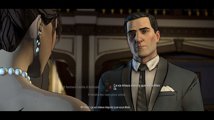 Screenshot de BATMAN – The Telltale Series