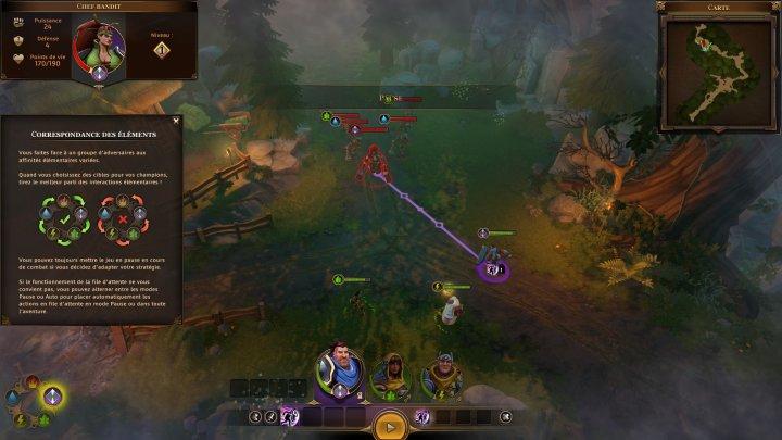 Screenshot de Champions of Anteria