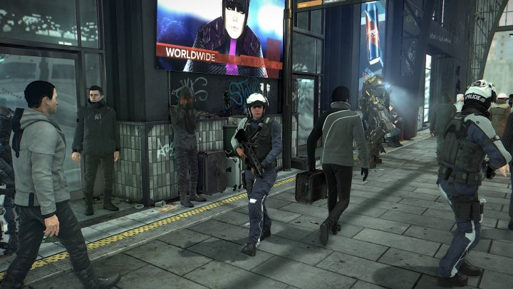 Screenshot de Deus Ex : Mankind Divided