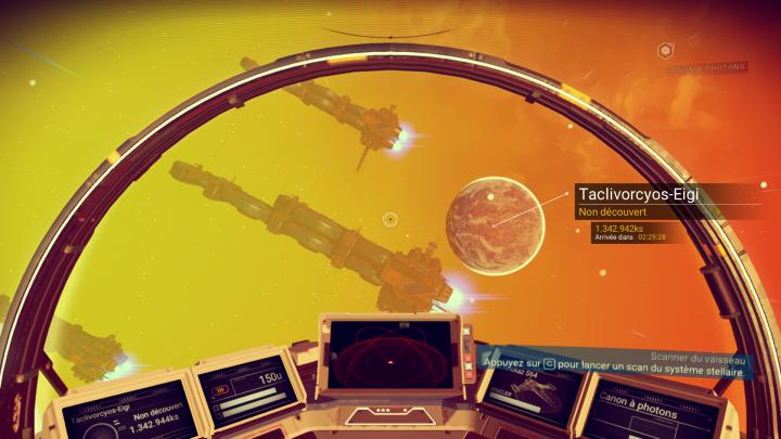 Screenshot de No Man's Sky