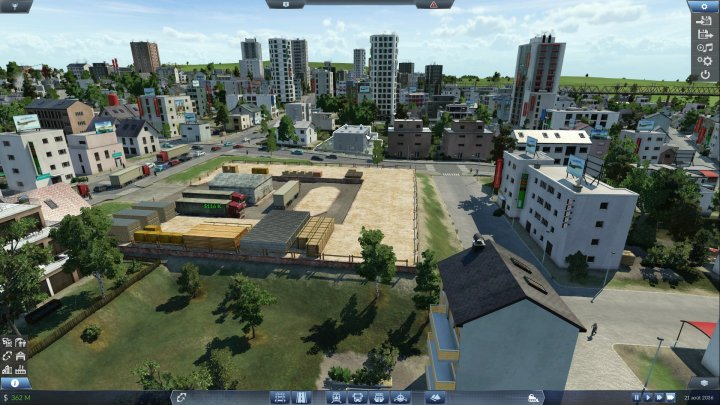 Screenshot de Transport Fever