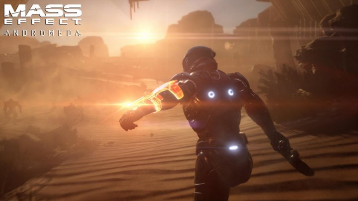 Screenshot de Mass Effect : Andromeda