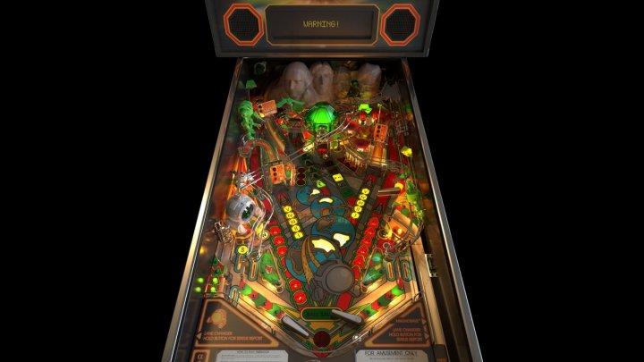 Screenshot de Pro Pinball Ultra
