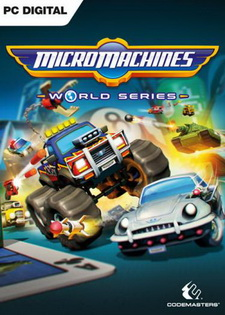 Image de Micro Machines World Series