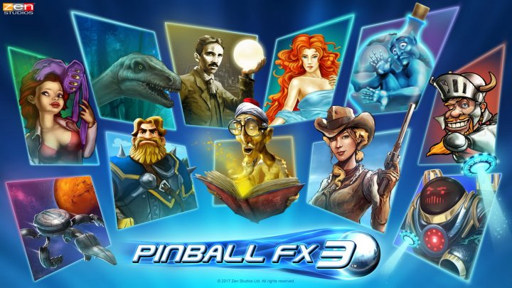 Screenshot de Pinball FX 3