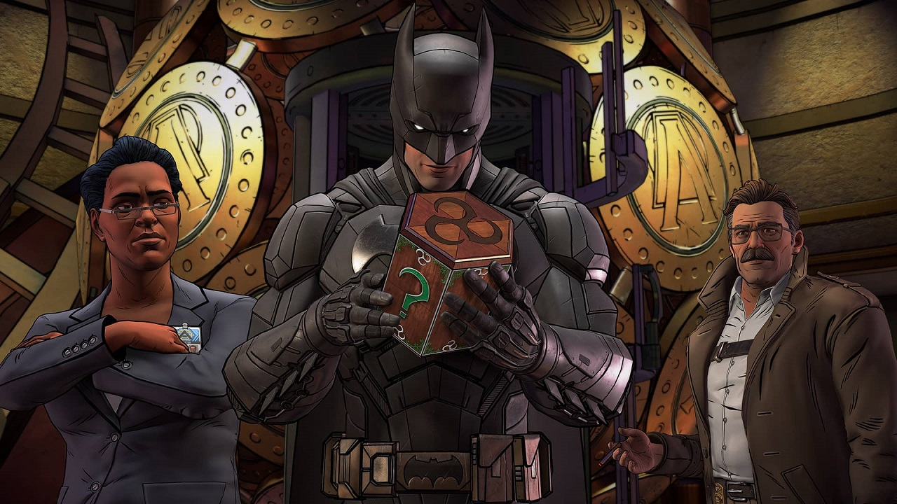 Image de Batman: The Enemy Within - The Telltale Series