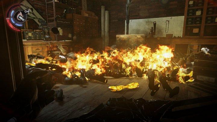 Screenshot de Dishonored : La mort de l'Outsider