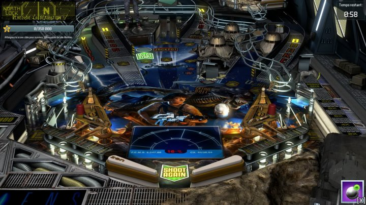 Screenshot de Pinball FX 3