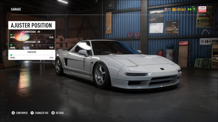 Screenshot de Need for Speed Payback