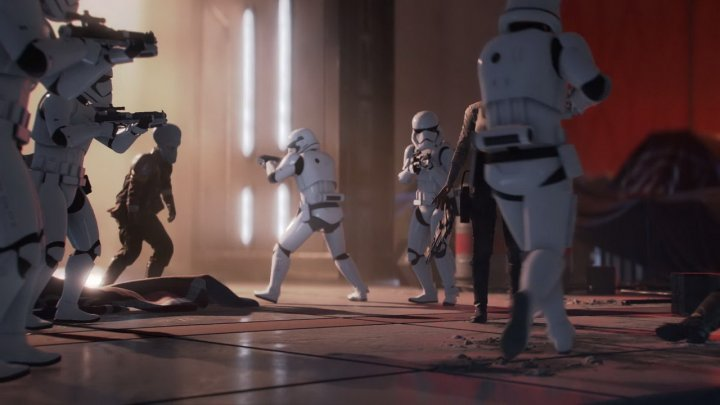 Screenshot de Star Wars Battlefront II