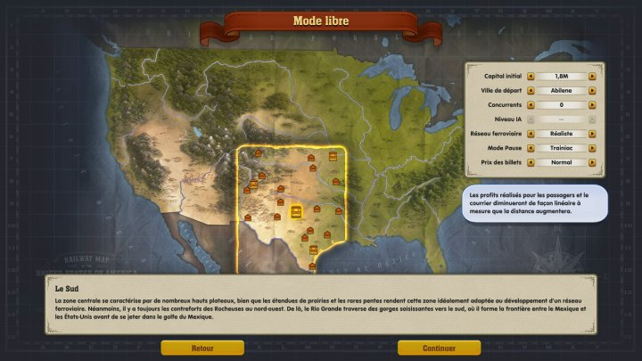 Screenshot de Railway Empire