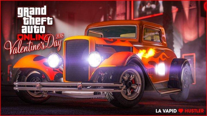 Image de C'est la Saint-Valentin pour GTA Online
