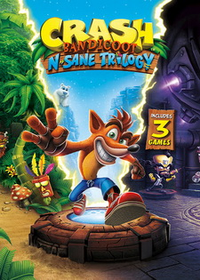 Screenshot de Crash Bandicoot N. Sane Trilogy