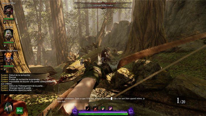 Screenshot de Warhammer : Vermintide 2