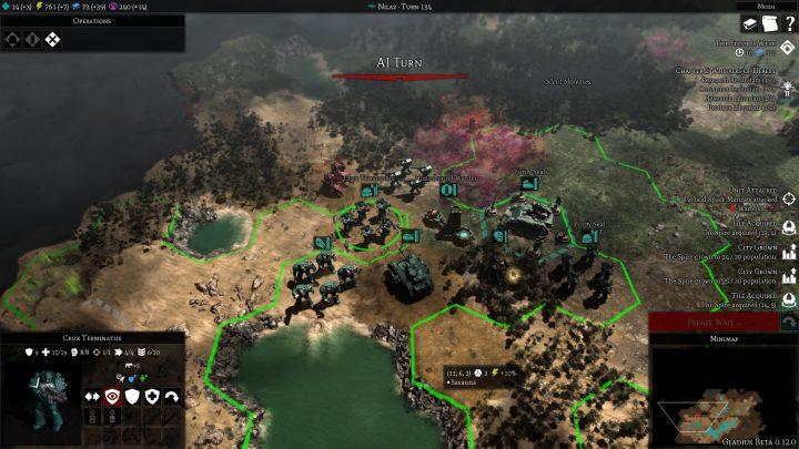 Image de Warhammer 40,000 : Gladius - Relics of War