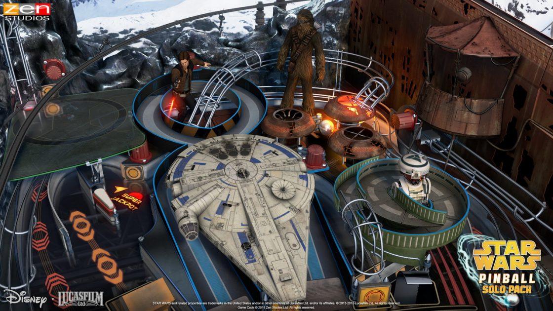 Image de Pinball FX3 - Star Wars Pinball: Solo