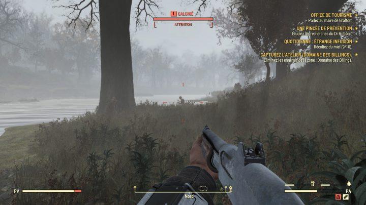 Screenshot de Fallout 76