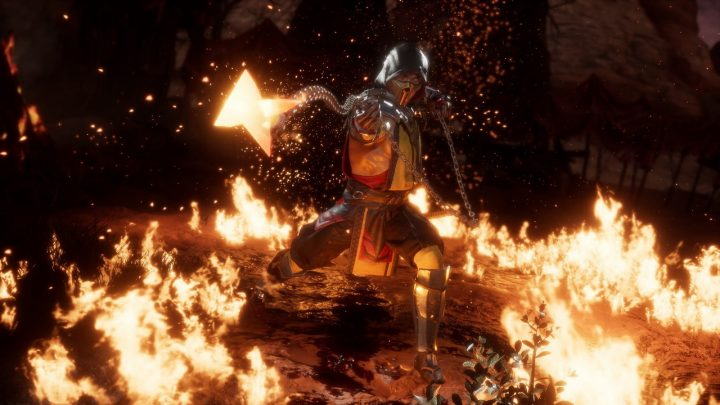 Screenshot de Mortal Kombat 11