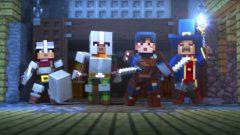 Image de Une vidéo pour Minecraft Dungeons