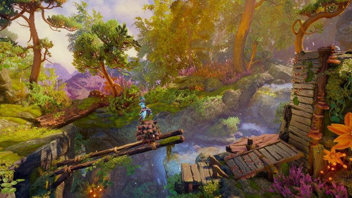Screenshot de Trine 4 : The Nightmare Prince