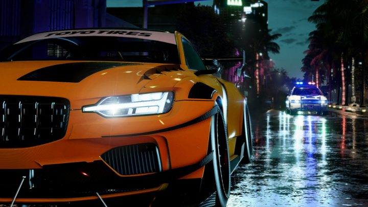 Screenshot de Need for Speed Heat