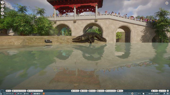 Screenshot de Planet Zoo