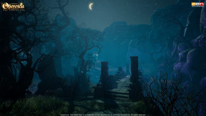 Screenshot de Operencia : The Stolen Sun