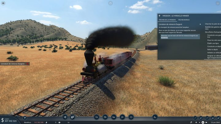 Screenshot de Transport Fever 2