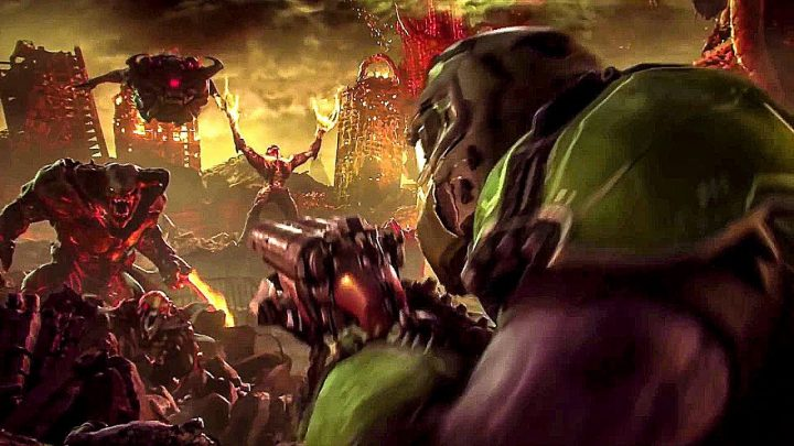 Screenshot de Doom Eternal