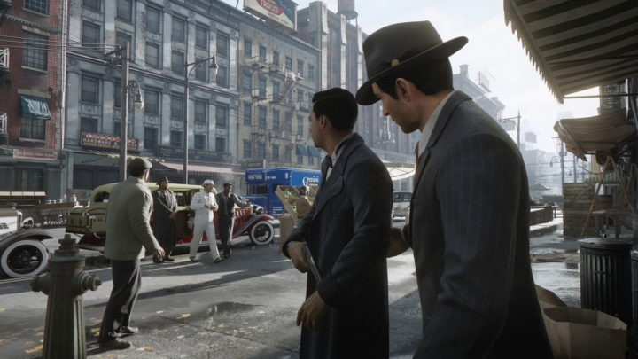 Screenshot de Mafia: Definitive Edition