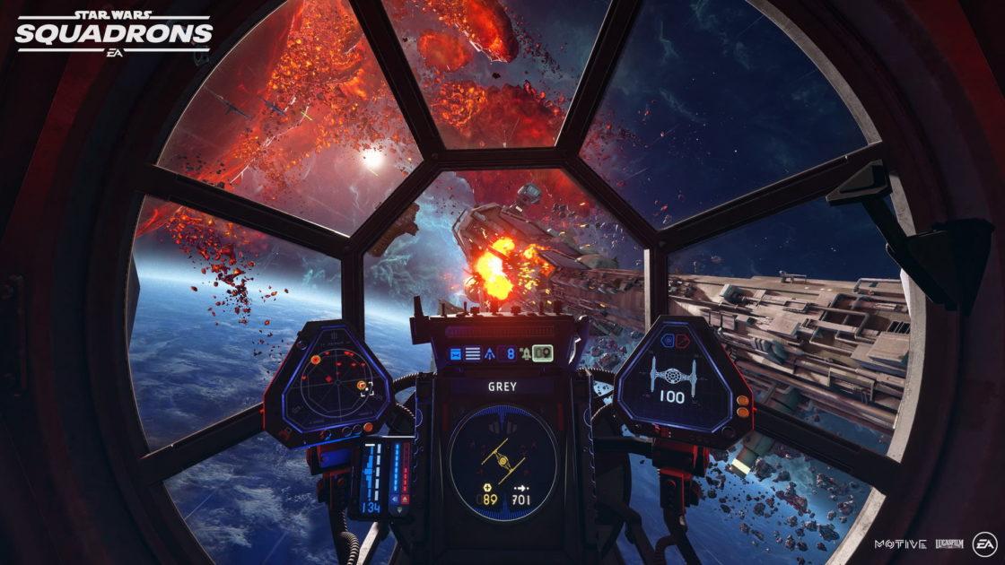 Image de STAR WARS: Squadrons