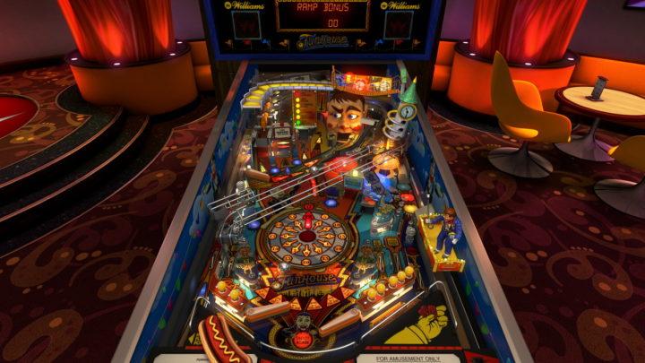 Screenshot de Pinball FX3 – Williams Pinball Volume 6